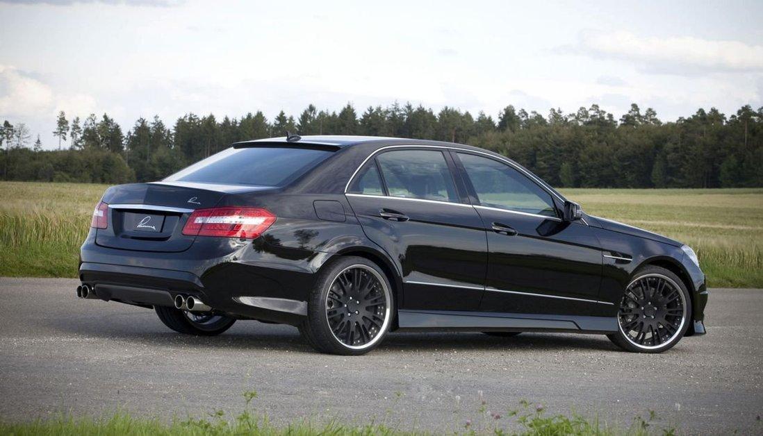 Mercedes-Benz E-Class от тюнинг-ателье LUMMA Design Daewoo matiz ...