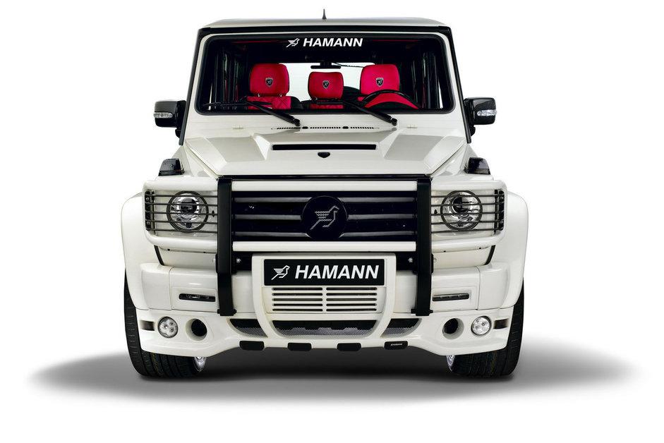 Mercedes-Benz G От тюнинг-ателье Hamann