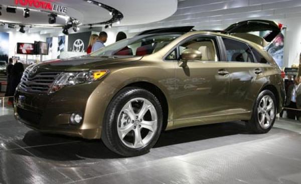 Toyota 4Runner первые фотографии