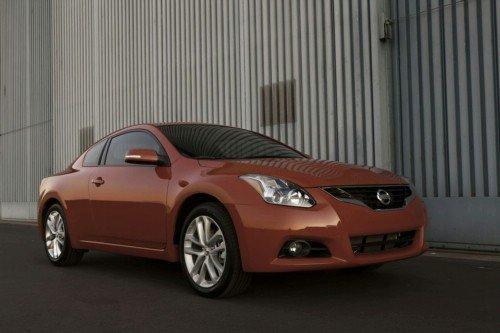 Новый рестайлинговый версии Nissan Altima