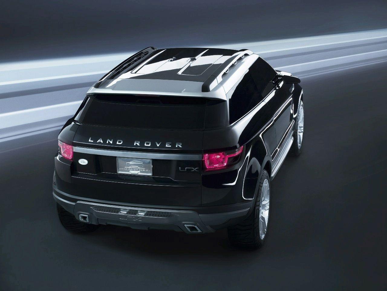 Range Rover LRX семиместный Freelander