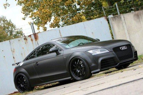 Audi TT-RS От тюнинг-ателье Avus Performance