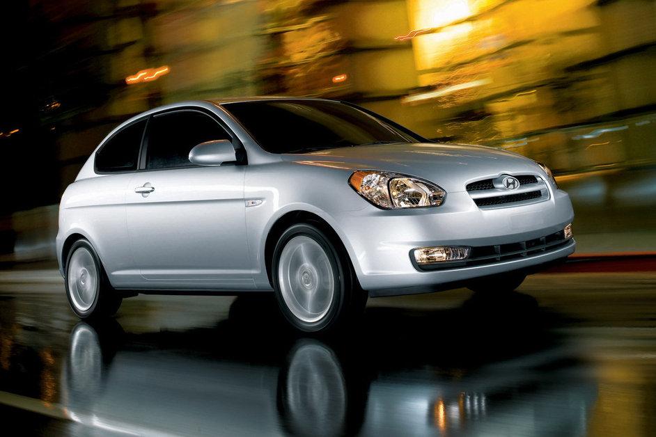 Hyundai Accent Ставка на экономичность