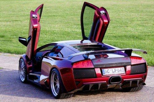 Lamborghini Murciélago От тюнинг-ателье JB Design