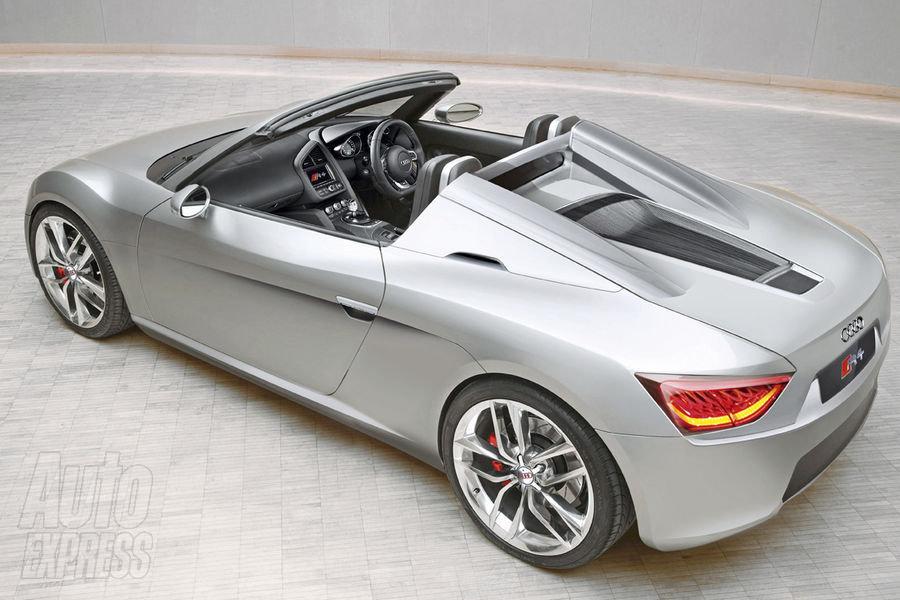 Audi R4 Родстер