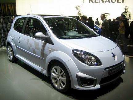 Новое поколение Renault Twingo