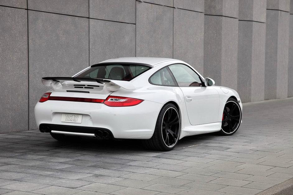 Porsche 911 Carrera 4S От тюнинг ателье TechArt