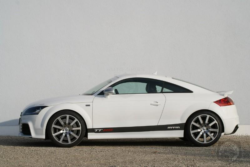 Audi TT RS От тюнинг ателье MTM