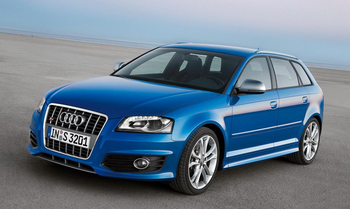 Дизельная версия Audi A3