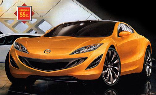 Mazda RX-7 или RX-8