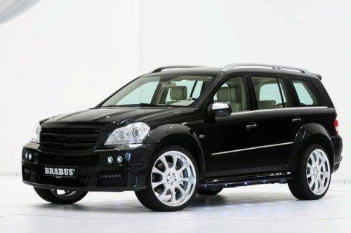 Mercedes-Benz GL от тюнинг ателье Brabus