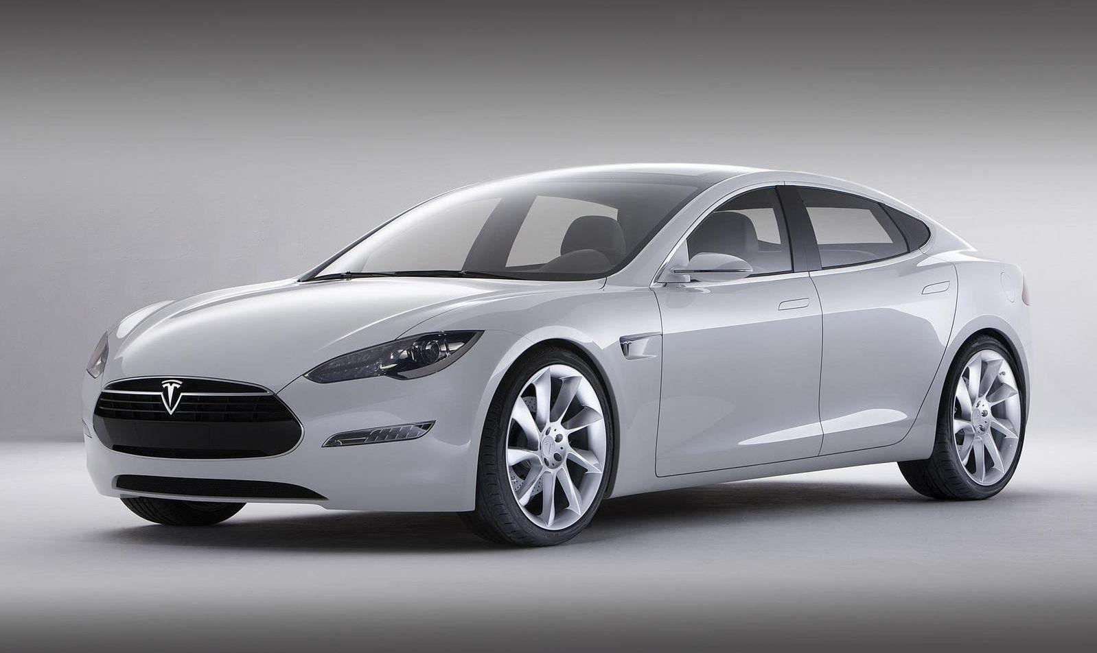 Tesla конкурент BMW 3-й серии