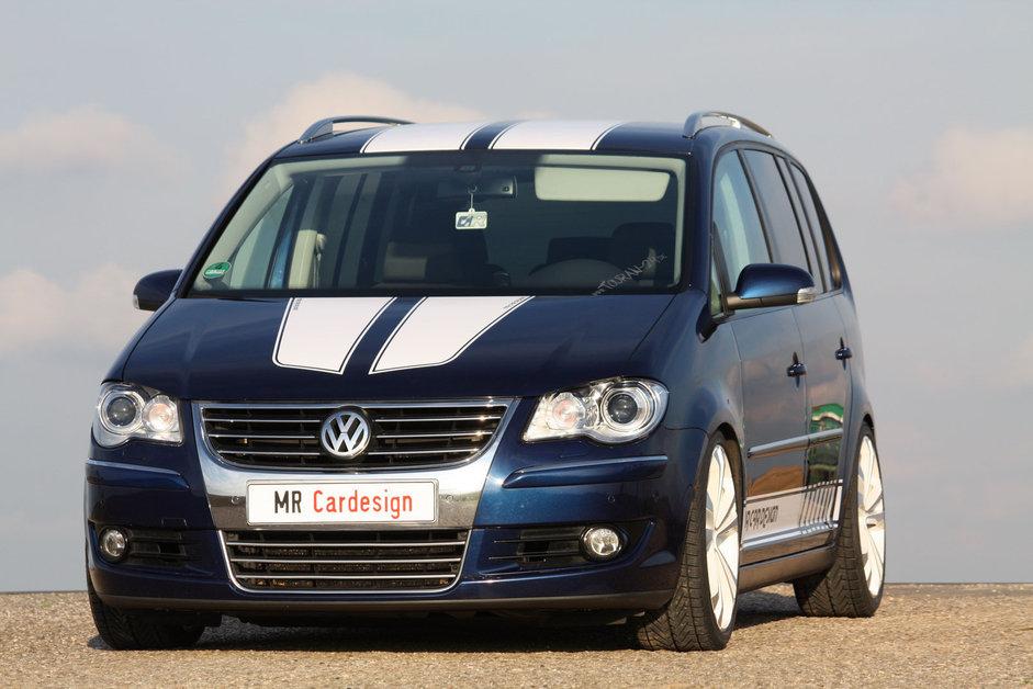 Volkswagen Touran от тюнинг ателье MR Car Design