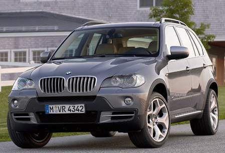 Обновленый BMW X5