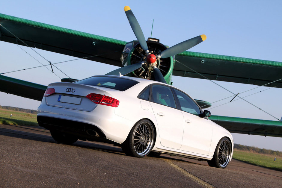 Audi S4 тюнинг от Avus Performance