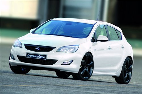 Opel Astra от тюнинг ателье Irmscher