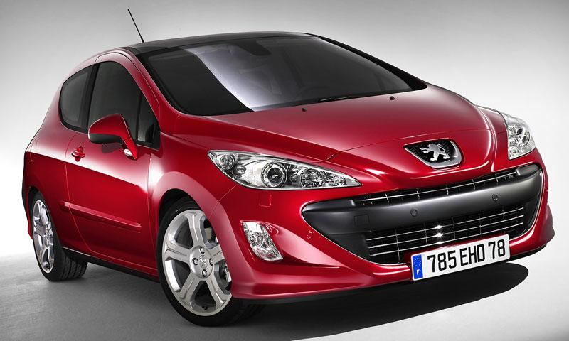 Peugeot GTi новый мощный