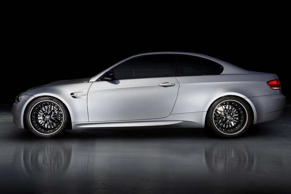 BMW M3 тюнинг от Emotion Wheels