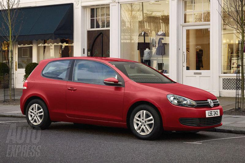 VW выпустил в продажу дешевый Golf