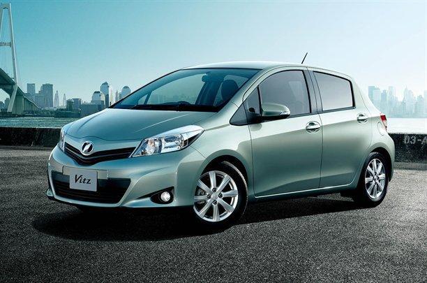 Новое поколение Toyota Yaris (2011)