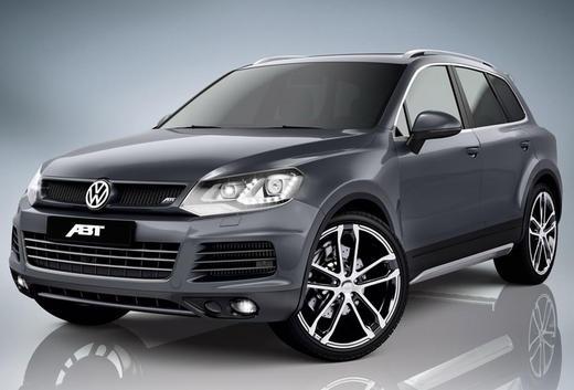 Volkswagen Touareg от тюнинг ателье ABT Sportline