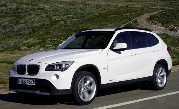 BMW X1 с тюнинг пакетом M Sport