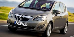 Ну, очень смелый «Opel»