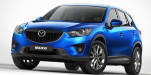 Mazda на взлете