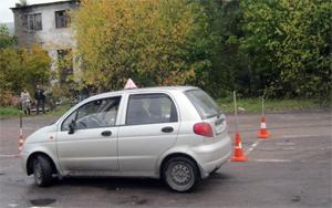 Где научиться водить автомобиль Daewoo Matiz ?