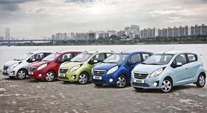 Основные преимущества Daewoo Matiz