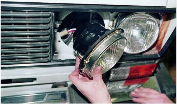 ремонт автофар