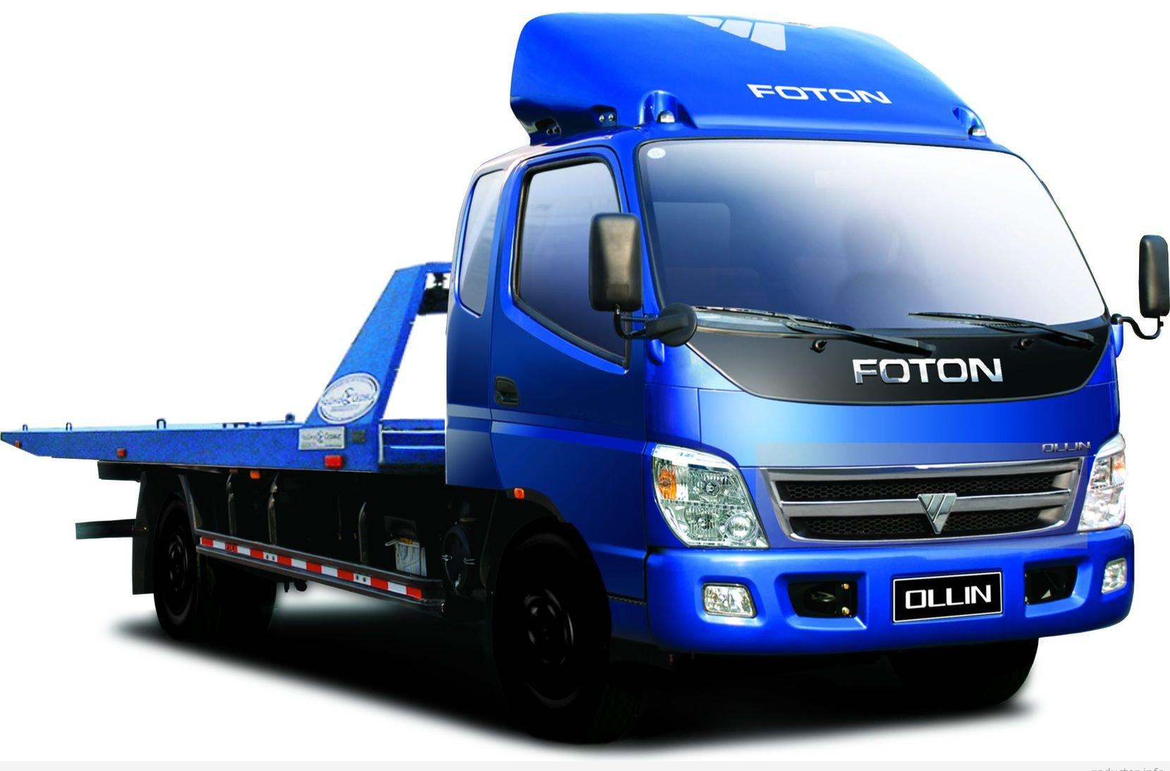 Китайский грузовик Foton 1069