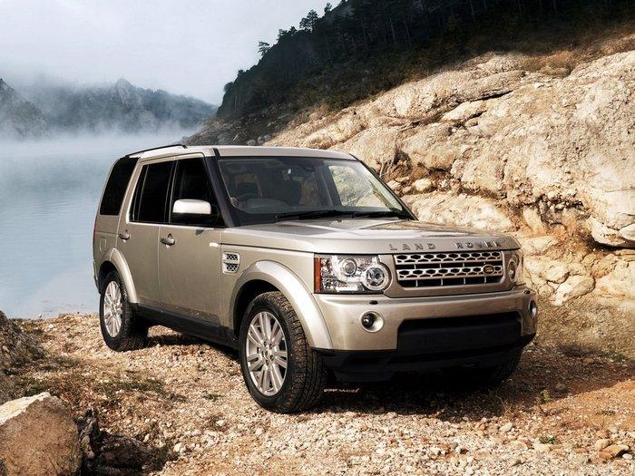 автомобиль от Land Rover