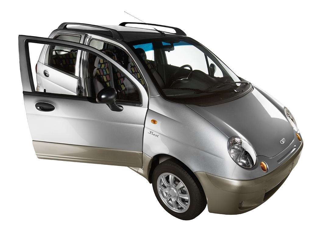 Daewoo Matiz – уход за шинами