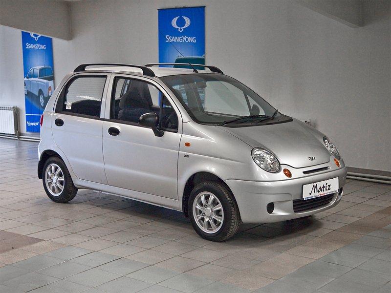 Самая популярная модификация Uz-Daewoo Matiz и новые изменения автомобиля