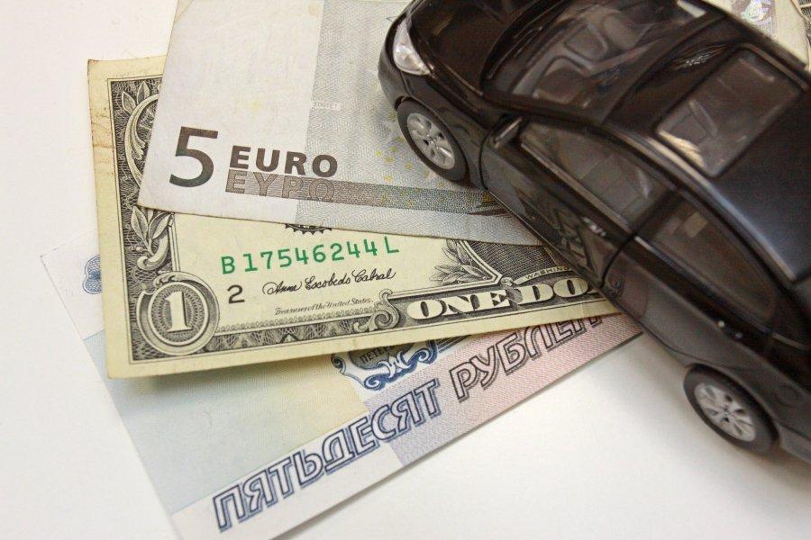 Авто и деньги: падение продаж