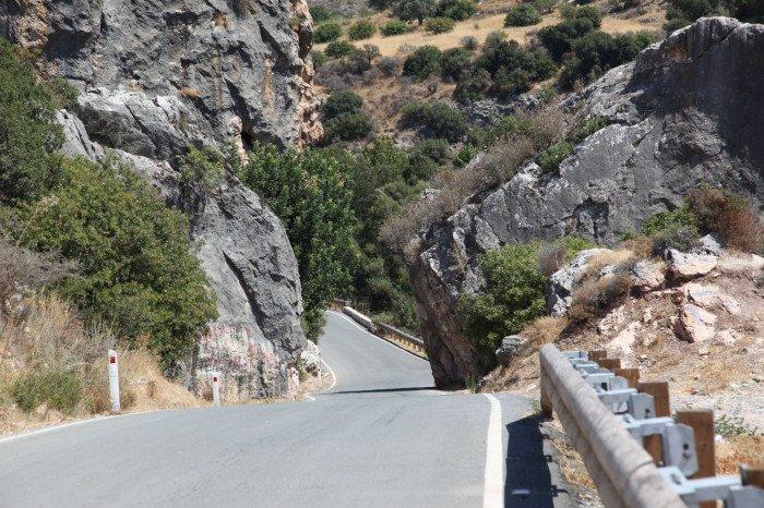 Извилистые трассы Кипра
