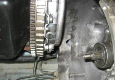 Замена корзины сцепления Daewoo Matiz своими руками