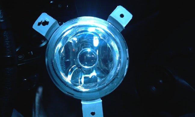 Противотуманная лампа