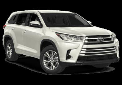 Toyota Highlander продолжает принимать участие в борьбе за конкуренцию
