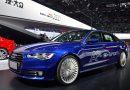 Audi A6 L E-Tron — азиатский электрокар
