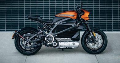 Подробно про первый электрический Harley Davidson LiveWire
