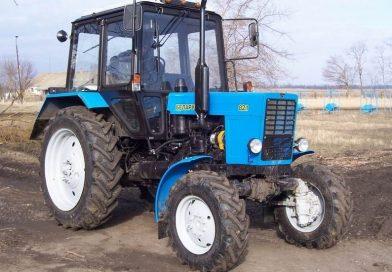 Выбор надежного трактора для фермера